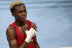 3 giờ sáng người dân Ghana xuống đường 'đi bão' ăn mừng huy chương Olympic