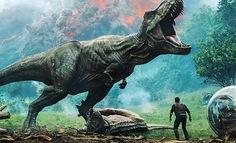 Hồi hộp với trailer đẹp mỹ mãn của Jurassic World: Fallen Kingdom