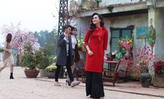 'Hoa hậu Sao Mai' kết hợp Châu Đăng Khoa làm MV mùa xuân