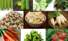 10 thực phẩm giải nhiệt trong ngày hè