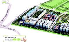 Chung cư xã hội hoá dành cho người thu nhập thấp gần Phan Thiết