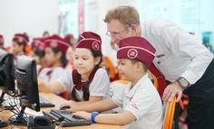 Học tập trong môi trường tiên tiến tại Trường Quốc tế Á Châu