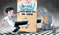 Nhói đau ở phiên xử một đứa trẻ đá chết người