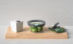 Hộp đựng thông minh có thể cảnh báo bạn khi thức ăn sắp bị thiu