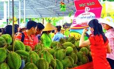 Gần 1.000 tấn trái cây trong Lễ hội trái cây Nam bộ 2018