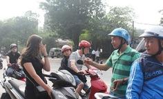 Cảnh sát giao thông mặc thường phục có được dừng xe xử phạt?
