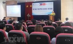 Nhiều tiềm năng hợp tác thương mại, đầu tư Việt Nam – Philippines