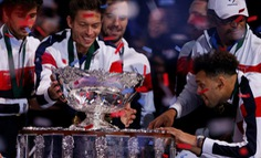 Pháp lần thứ 10 vô địch Davis Cup