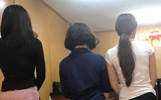 Nhóm chân dài môi giới bán dâm 500USD lãnh án tù