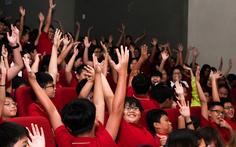 VAS tạo cầu nối giữa học sinh và doanh nhân tiêu biểu