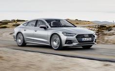 Audi A7 Sportback mới: tự động đỗ xe và chạy khỏi chỗ bãi đậu