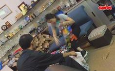Khaisilk bán khăn Trung Quốc, quản lý thị trường nói do nhân viên