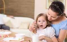 Chăm sóc dinh dưỡng cho trẻ bệnh