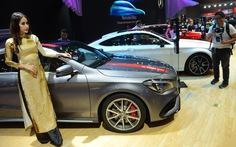 37.000 doanh nghiệp ôtô, xe máy đăng ký mới