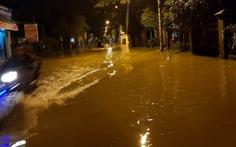 Cảnh báo lũ đặc biệt lớn tại Quảng Ngãi