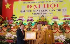 Đại hội Đại biểu Giáo hội Phật giáo Việt Nam TP.HCM lần thứ IX