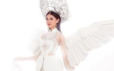 Ngắm trang phục dân tộc của Thùy Dung ở Miss International