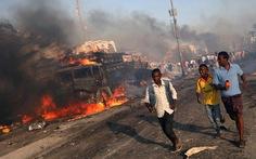 Số người chết vụ nổ bom Somalia đã lên 189