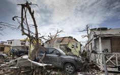 Thế giới trong tuần qua ảnh: động đất ở Mexico, bão ở Caribe, cháy rừng ở Mỹ