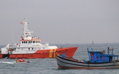 Những bác sĩ 115 trên biển