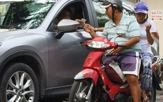 Công an vào cuộc vụ người nghiện 'xin đểu' tài xế