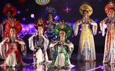 Xem clip múa dân gian ba miền Bắc Trung Nam