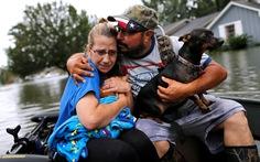 Siêu bão Harvey và những con số khủng