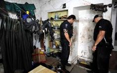 Brazil kịp phá âm mưu đào hầm cướp ngân hàng