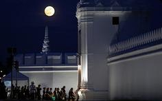 Hàng chục ngàn người viếng nhà vua Thái Lan
