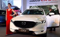 Mazda CX-5 dưới 1 tỉ ra mắt thị trường