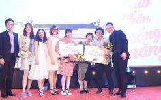 Con đường của Võ Anh Vũ giành giải nhất nhà biên kịch tài năng