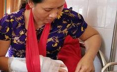 Bắt khẩn cấp người chém phó trưởng trạm y tế ở Hà Tĩnh