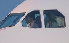 Quốc vương Brunei lái chuyên cơ đến Đà Nẵng dự APEC