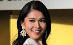 Á hậu Thùy Dung mang tranh của người khuyết tật đến Hoa hậu quốc tế 2017
