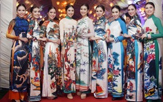 Ngọc Hân trình diễn Bức họa đồng quê tại APEC