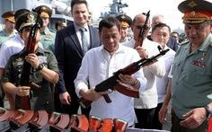 Nga viện trợ quân sự cho Philippines
