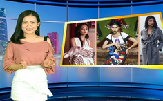 Người mẫu Kim Dung mong nghề người mẫu sánh ngang với diễn viên