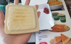 Có bao giờ bạn gặp những món ăn khó nuốt trên máy bay?