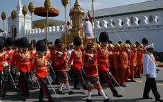 Xem lễ hóa thân nhà Vua Thái Lan