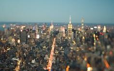Xem ảnh New York nhỏ xinh khác lạ