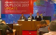Dầu thô khiến ADB dự báo tăng trưởng Việt Nam còn 6,3%