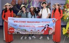 AirAsia mở chuyến bay thẳng đầu tiên từ TP.HCM đến Manila