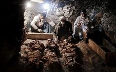 Phát hiện kho báu 3.500 năm ở Ai Cập