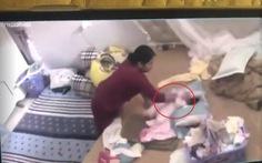 Bà giúp việc đánh đập bé sơ sinh khai do bé khóc nhiều