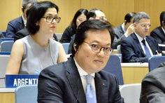 Đại sứ Việt trúng cử chủ tịch Tổ chức Sở hữu trí tuệ thế giới