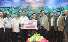 TP.HCM hỗ trợ bà con bị thiệt hại do bão lũ ở Huế, Quảng Trị