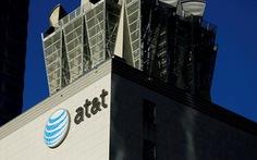Bộ Tư pháp Mỹ ngăn thương vụ sáp nhập AT&T và Time Warner