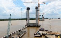Thi công 3 gói thầu cuối dự án cao tốc Bến Lức - Long Thành