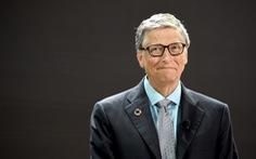 Tỉ phú Bill Gates đưa ra cam kết gì trước năm mới?
