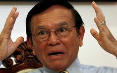 Đảng đối lập Campuchia lại như 'rắn mất đầu'